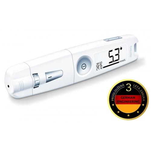 Beurer GL 50 bílý glukometr