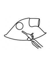 Beurer IH 30 Maska pro děti k inhalátoru