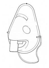 Beurer IH 20 maska pro děti k inhalátoru