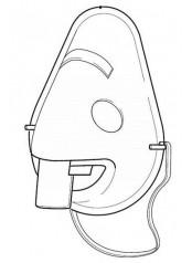 Beurer IH 20 maska pro dospělé k inhalátoru