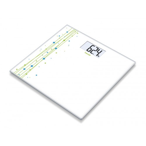 Beurer GS 201 osobní váha s velkým LCD displayem