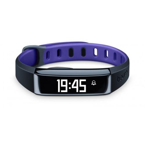 Beurer AS 80 purpurový senzor aktivity