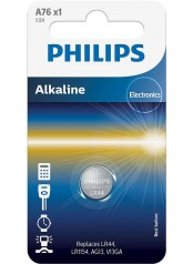 Philips mini baterie ULTRA ALKALINE 1ks (A76/01B)