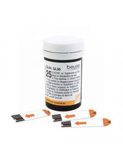 Beurer GL 44 / GL 50 / GL 50 EVO testovací proužky 464.14 (2x25ks)